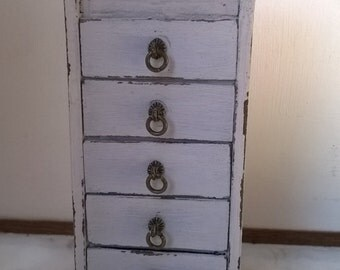 drawers for dolls house