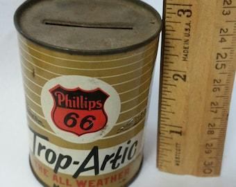 Phillips 66 Trop-Artic BANK