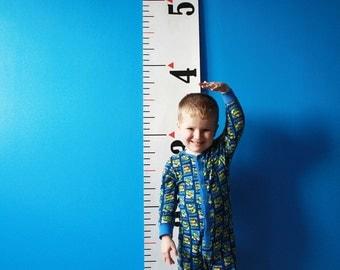 Children's Height Chart Rulers