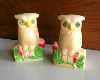 Owl kitchen decor etsy Owl kitchen accessories