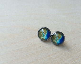 Chesapeake Bay Stud Earrings