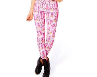 Adventure Time Princess Bubblegum Leggings