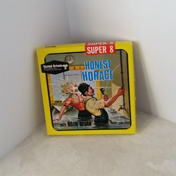 honest horace billie bevan super 8 movie 8mm home movie