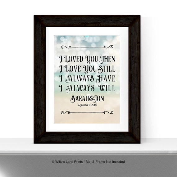 Wedding Anniversary Gift For My Husband : anniversary gift for wife or husband30th wedding anniversary gift ...