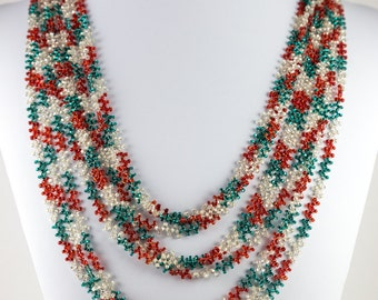 Christmas Garland Necklace