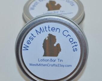 Lotion Bar Tin