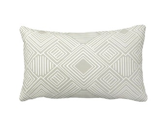 Grey Throw Pillow Cover Grey Pillow Covers Gray Pillows Minimalist Decor Geometric Pillow Decorative Pillows for Bed Accent Pillows