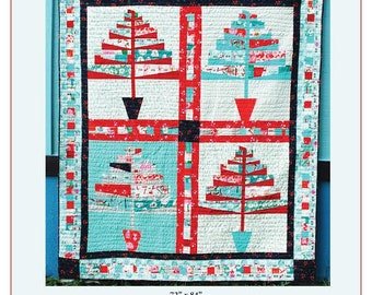 Christmas 1964 - An Urban Folk Pattern from Blue Nickel Studios - PDF Download