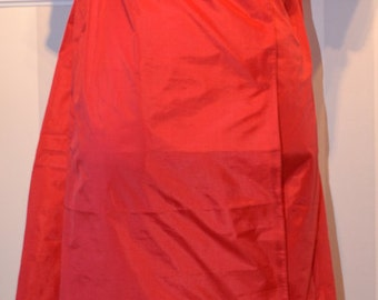 Handmade Regency 100% Silk Wrap Front Ball Gown, Made to Order