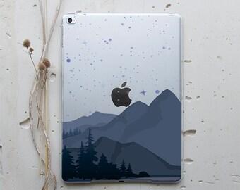 iPad Mini Hard Case iPad 9.7 2017 Mountain iPad Air Case iPad 2 Case iPad Air 3 Case iPad Mini 4 Case iPad 3 Case iPad Air 2 Stand WC4165