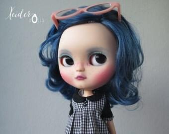 """OOAK Custom icy doll- art doll,""""Cloe"""" by Xeiderdolls"""