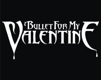 178 Bullet For My Valentine. Valentine gift T-shirt