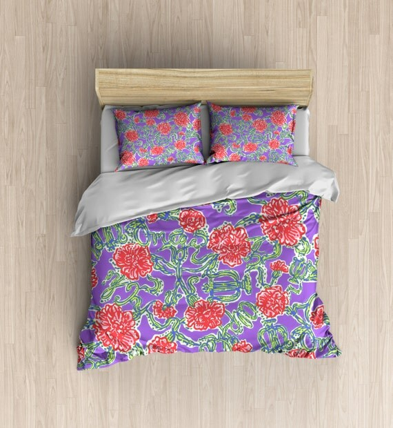 Lilly Pulitzer Inspired Bedding Lilly Pulitzer By Designyland