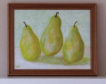 Pear Trio No. 1