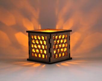 Honeycomb - Tea Light Holder