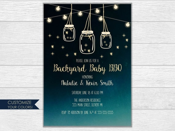 Baby shower invitation, baby shower invite, baby shower, bbq baby shower, baby shower digital download, printable invite, shower invite