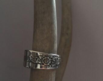 Royal Rose Spoon Ring