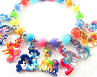 Palace Pets Charm Bracelet, Palace Pets Jewelry, Palace Pets Birthday, Palace Pets Party Favors, Palace Pets Necklace