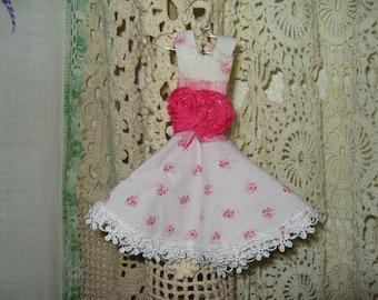Shabby Chic Prom Dress Christmas Decoration/Rachel Ashwell