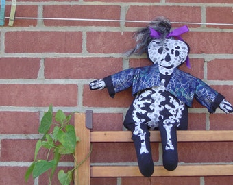 Skelly Doll