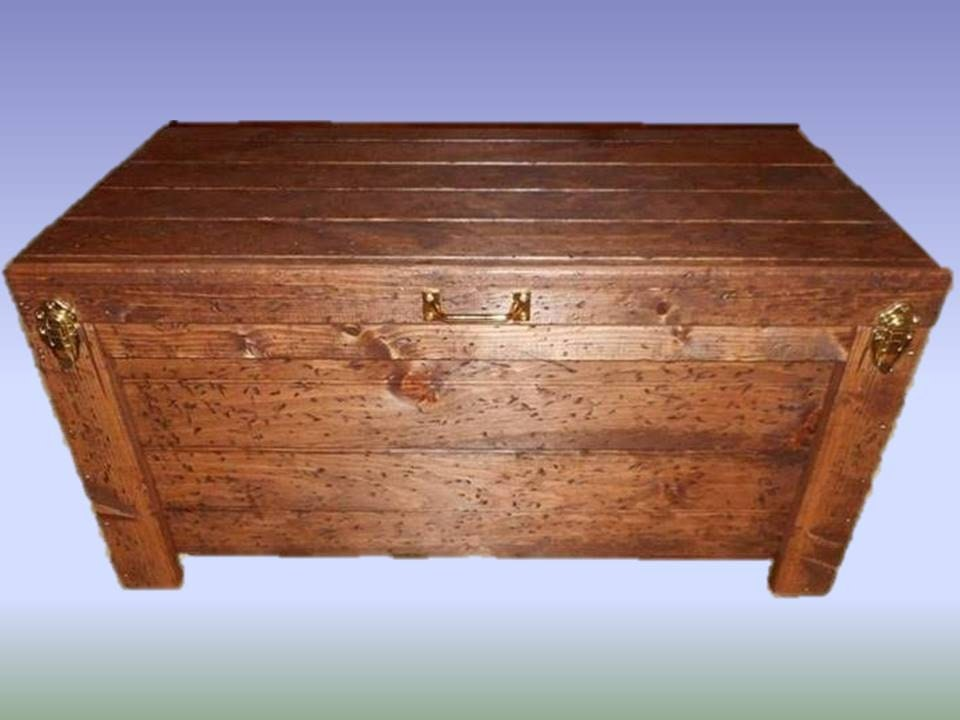 wood hope chest coffee table blanket storage chest knotty pine