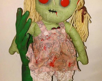 Zom-Bambi (Twisted Rags #2 ragdoll series)