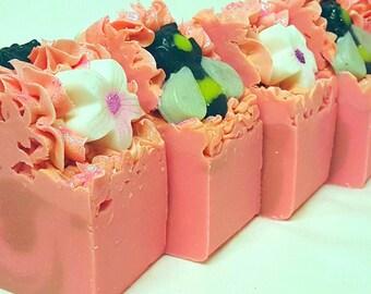 Spring Buzz Artisan Cold Process Soap 12 oz