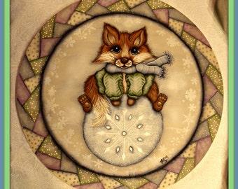 Snowy the Fox