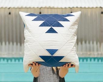 Pineapple Pillow - Ocean