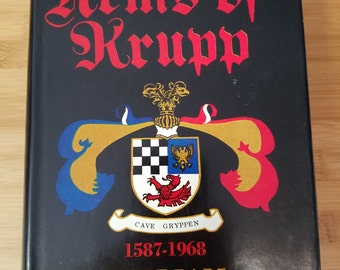 The Arms of Krupp William Manchester
