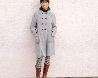 Little California Vintage Peacoat/Jacket/Coat