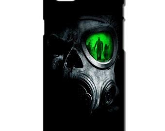 Toxic skull iPhone 66S Case