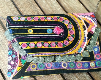Vintage Banjara Bag, unique &  authentic ethnic handmade