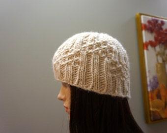 Hat. Alpaca - wool