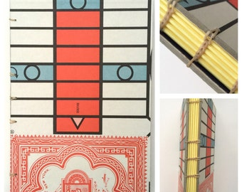 Parcheesi Board Game Journal
