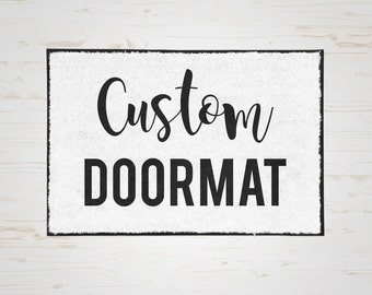 custom doormat doormat funny doormat quote mat welcome mat