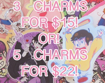 Charm Deals!