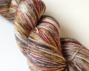 Merino/Silk Sock Yarn (50/50).