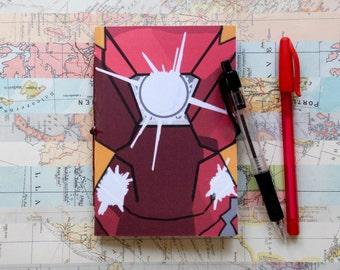 Iron Man - Mini Notebook - Captain America: Civil War - Marvel