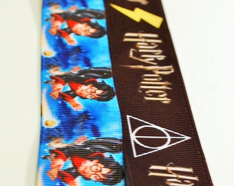 Choice of Harry Potter lanyard