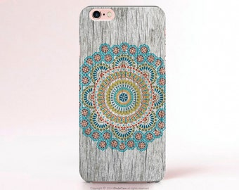 iPhone 7 Case, iPhone 7 Plus Case iPhone 6s Case Mandala Samsung Galaxy S7 Case Bohemian iphone 6 case Note 8 Case boho iphone 6s case
