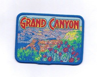 Vintage Grand Canyon National Park Patch