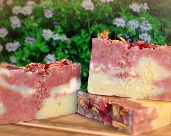ROSE GERANIUM ARTISAN Soap