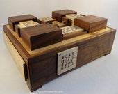 The Button - A Puzzle Box