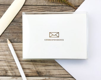 Correspondence Card Set (Set of 6)