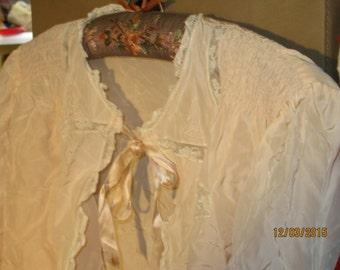 Bed Jacket by Terris
