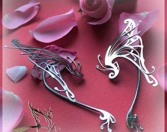 Ear Cuff Tenderness | jewelry art | butterfly Ear Cuff | great decoration
