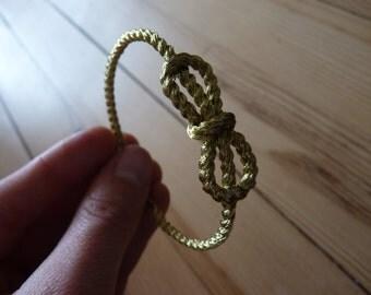Bracelet basic gold