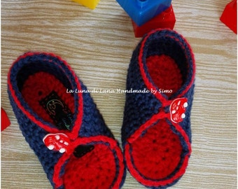 Summer Crochet Cotton Baby sandals