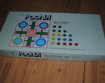 Pachisi - Board Game - Whitman - 1974